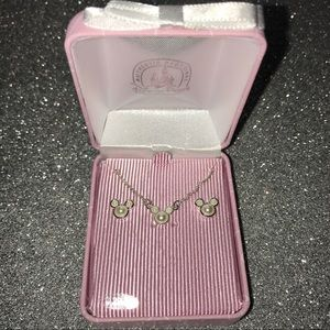 New Disney parks Mickey Mouse jewelry set